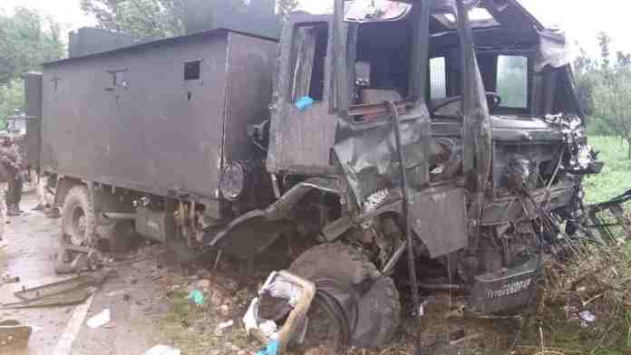 Failed attempt made to attack mobile vehicle patrol, all troops safe