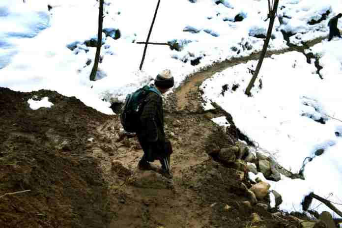 Limping Life in a Cut-Off village