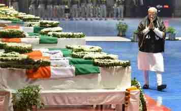 Modi Praring tribute