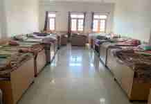 Isolation ward kashmir
