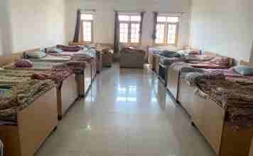 Isolation ward kashmir