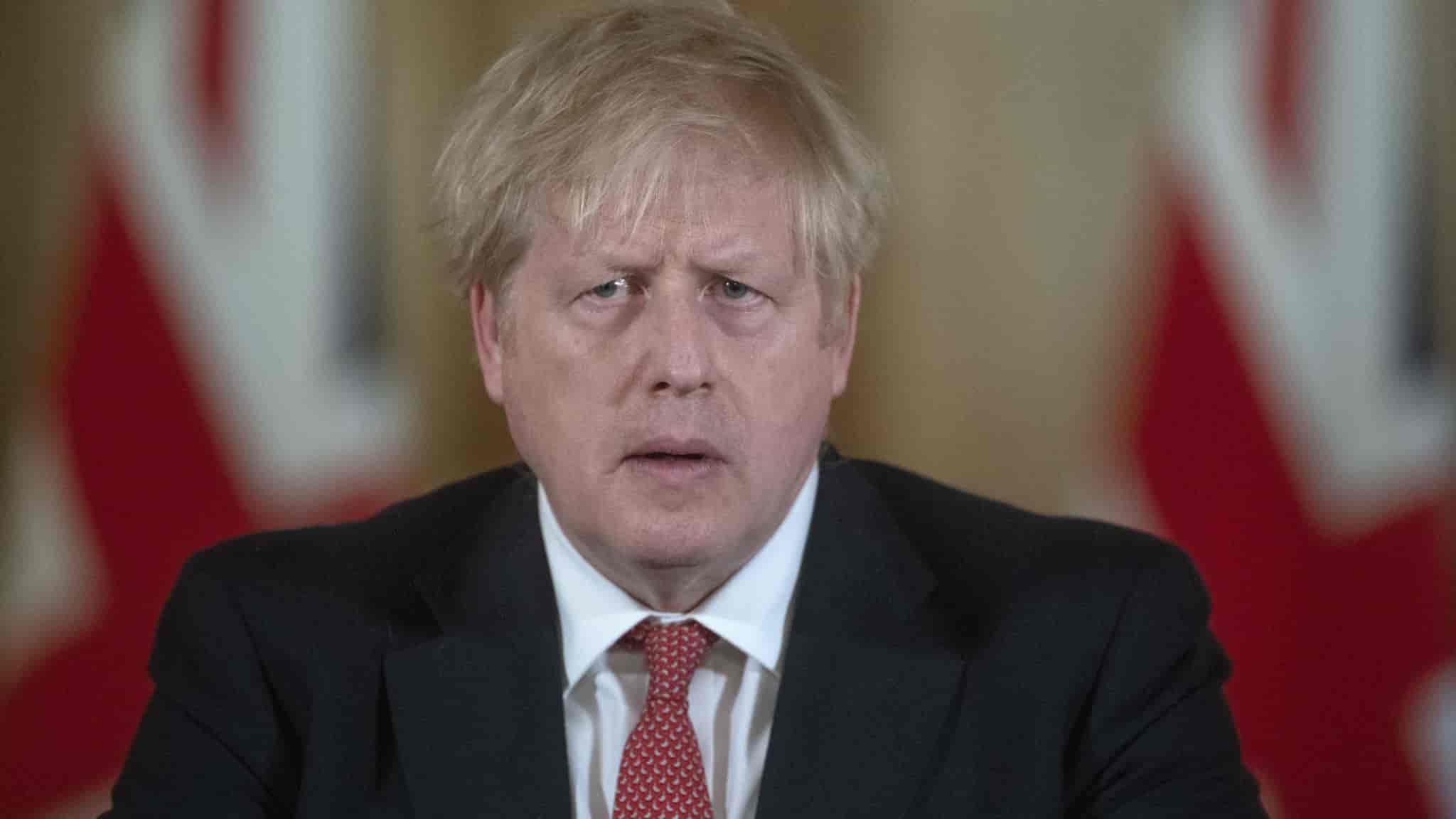Johnson scraps Delhi trip; United Kingdom puts India on virus 'red list'