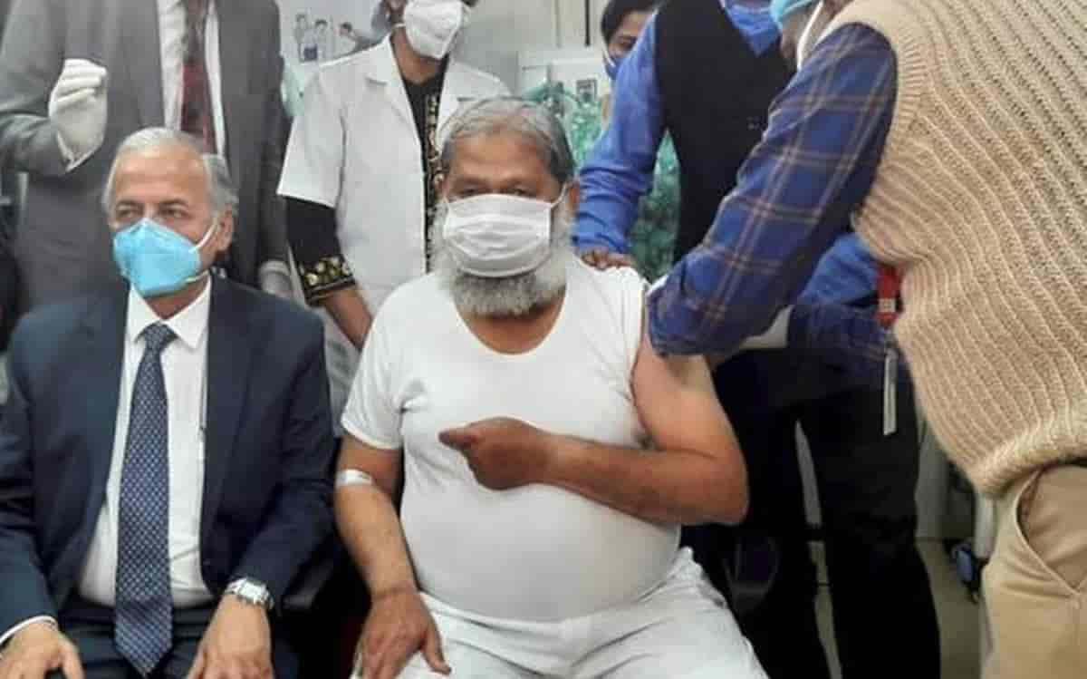 Haryana Health Minister Tests Positive Despite Being Given COVID Vaccine Trial Shot