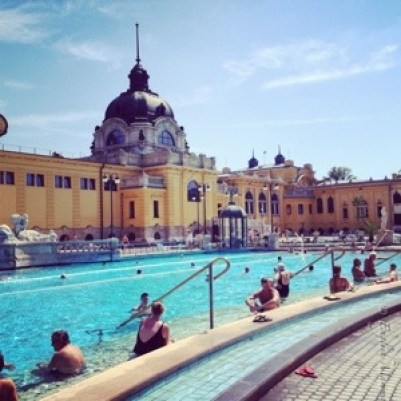 szechenyi baths toddler's guide to budapest