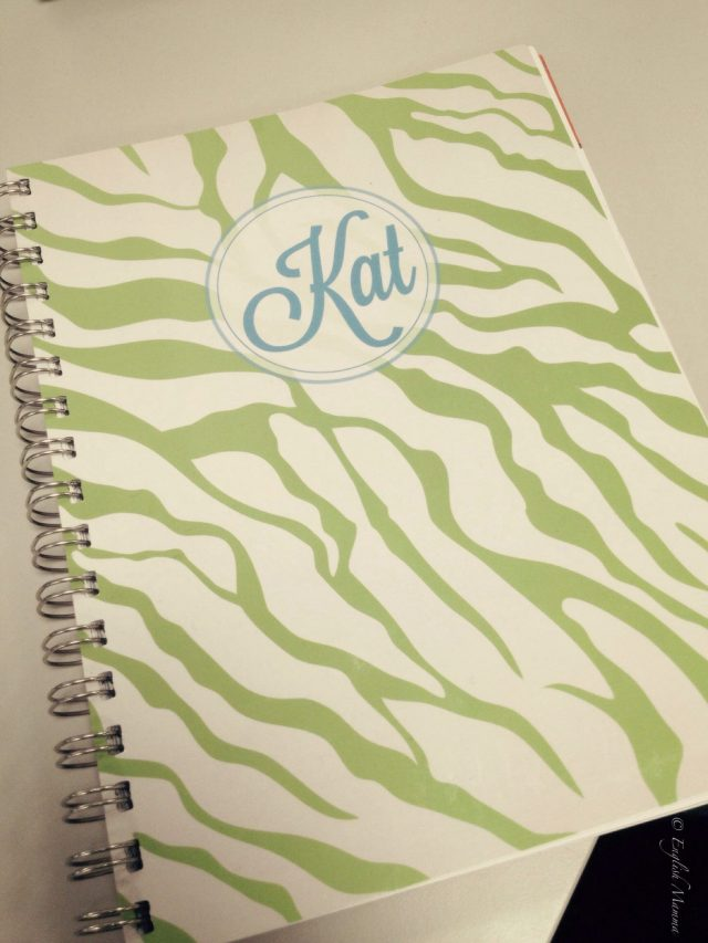 An English Mamma in Stockholm: to do diary journal organiser buttoned up get more organised