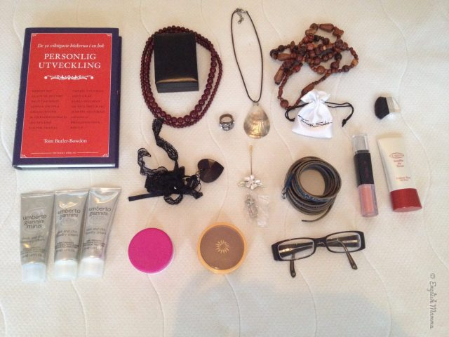 An English Mamma in Stockholm: throw out 100 things challenge second batch