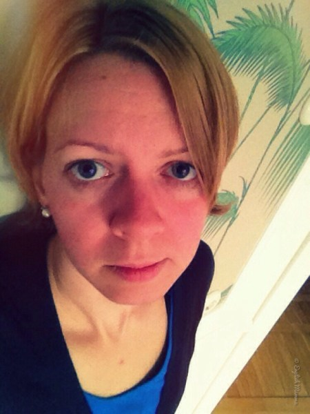 An English Mamma in Stockholm: crossfit made me cry training exhaustion red face