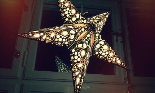 The Kat Edit advent christmas star