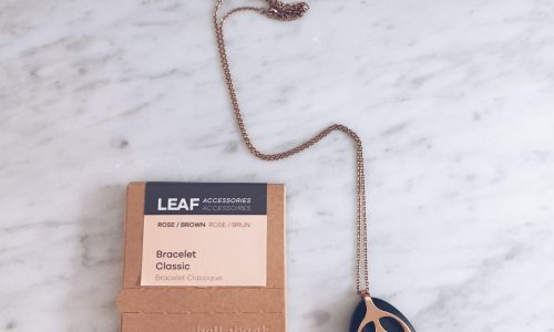 The Kat Edit bellabeat leaf activity tracker