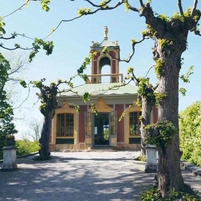 The Kat Edit: tourist in your own town drottningholm slott castle dining house