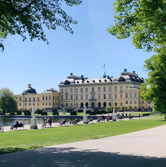 The Kat Edit: tourist in your own town drottningholm slott castle