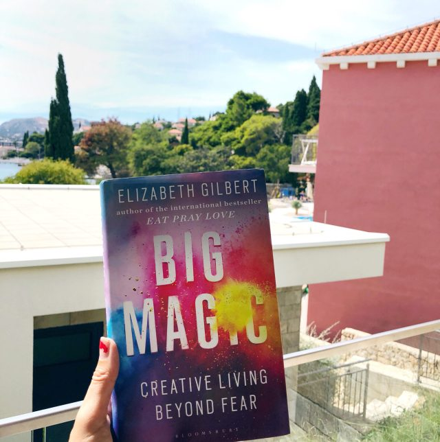 The Kat Edit: july favourites big magic elizabeth gilbert