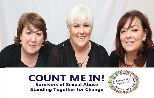 The Kavanagh Sisters Count Me In Campaign