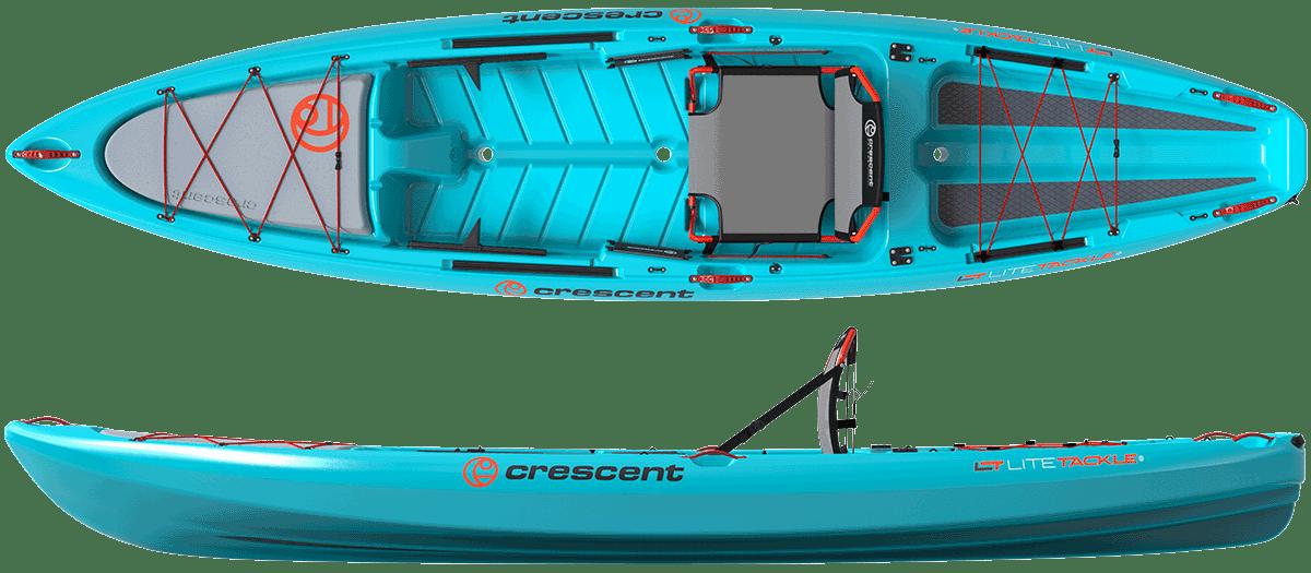 Crescent LiteTackle Aqua