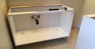 Boys Bathroom Renovation – Part 3