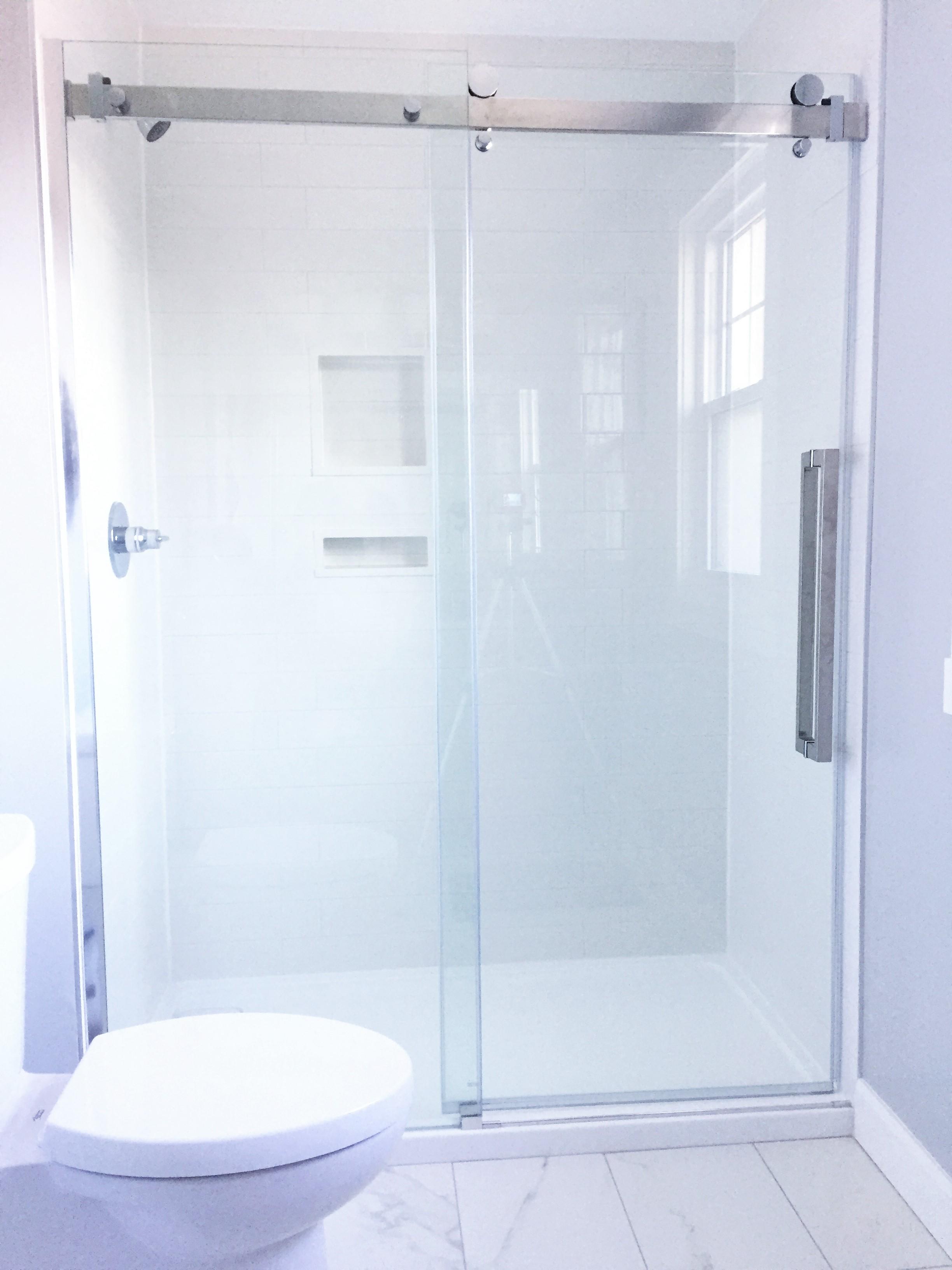 Shower Door Installer. Awesome Frameless Shower Door Cost With ...
