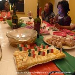 Lesbians of Color Dinner Party Series - March 2014