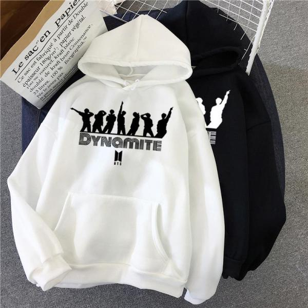 DYNAMITE Classic Design New Hoodies - The Kdom