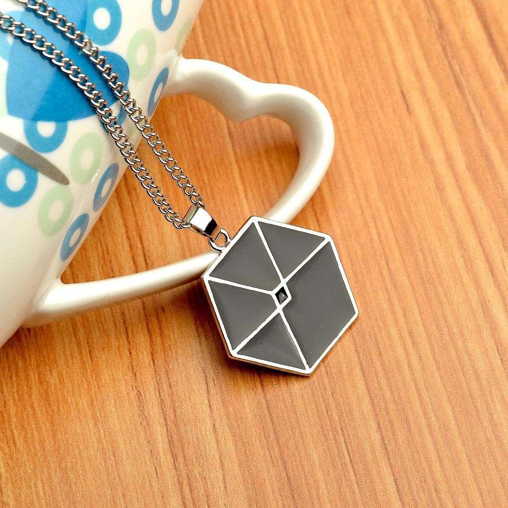 Pendant Necklaces EXO Stylish Necklace - The Kdom