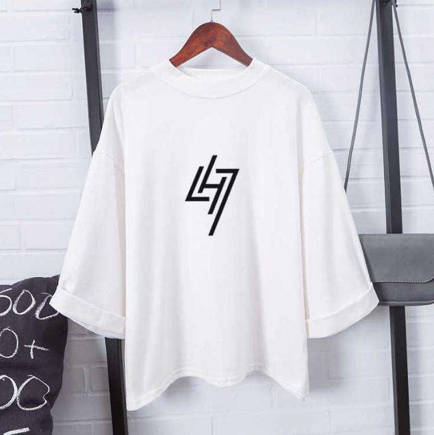 2018 EXO Loose T-Shirt - The Kdom
