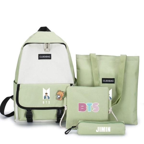Backpacks OFFER! DYNAMITE Backpack 4Pcs full Set - The Kdom