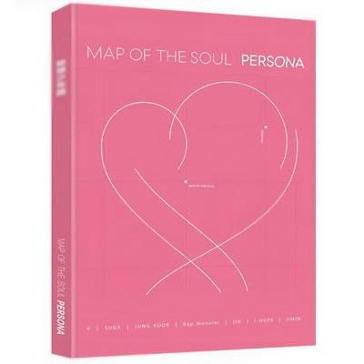 Home Bangtan Boys - MAP OF THE SOUL PERSONA Photo Book Set - The Kdom