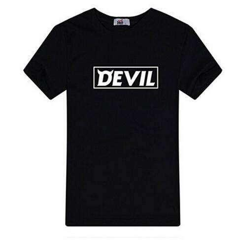 T-Shirts Super Junior Devil T-Shirt - The Kdom