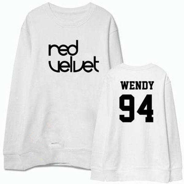 Sweaters Red Velvet Member Sweatershirt - The Kdom