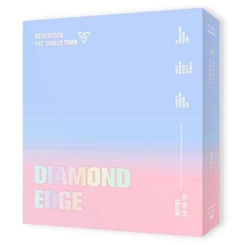 Other Music Memorabilia SEVENTEEN 1ST World Tour Diamond Edge in Seoul Dvd - The Kdom