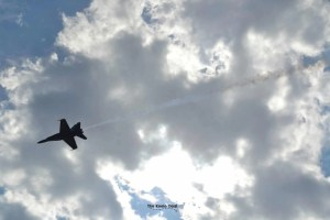 Top 10 places we visited in 2016 - Annapolis Naval Air Show