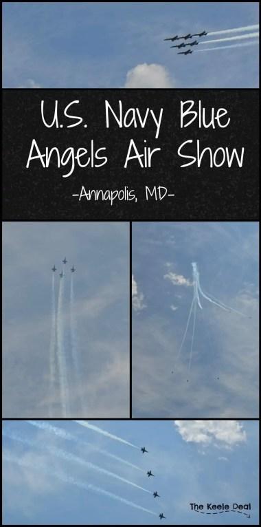 U.S. Navy Blue Angels Air Show