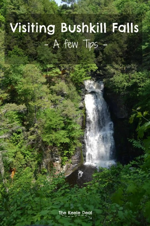 Visiting Bushkill Falls - A few Tips. Bushkill Falls located in Pennsylvania's Pocono Mountains is also known as the Niagara of Pennsylvania. The trails around Bushkill Falls lead to 8 different waterfalls. thekeeledeal.com