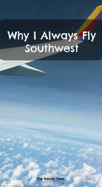 Why I always Fly Southwest Have you wondered what airline gives you the best value? Southwest is the airline we have found to be the best value for our family.
