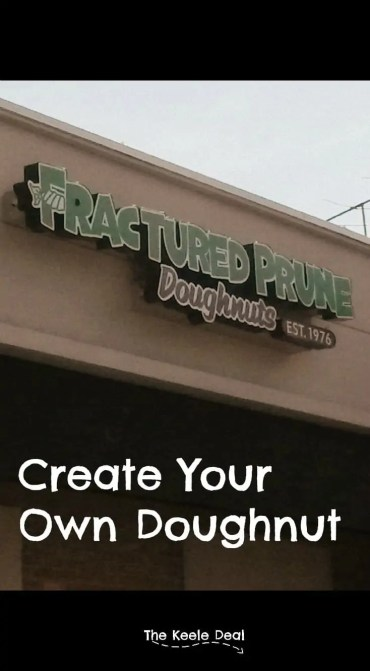 Create Your Own Doughnut