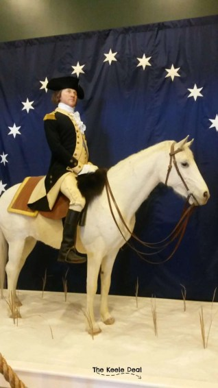 Tips for Visiting Valley Forge Valley Forge is the site of the winter encampment of the continental army, during the American Revolution. The army was camped here for about 6 months. The visitor center also has a photo op, gift shop and video about Valley Forge and Washington's Army.
