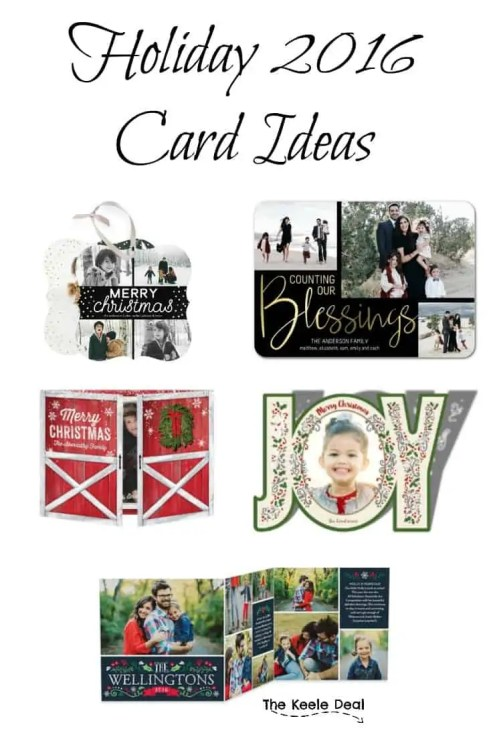 Sending out Holiday Cards at Christmas is so fun, but can also be so stressful! I love ordering my cards online it's easy and often cheaper, just make sure you order your cards early! thekeeledeal.com