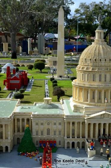 Miniland USA is full of amazing mini landmarks made of Legos. thekeeledeal.com