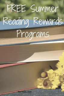 FREE Summer Reading Rewards Programs for kids. If your looking for a great way to keep your kids reading this summer check out these programs. thekeeledeal.com