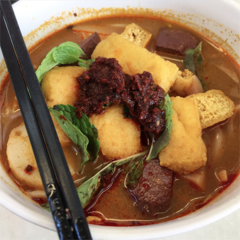 Curry-Mee-Penang