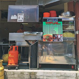 Penang Itinerary Bangkok Lane