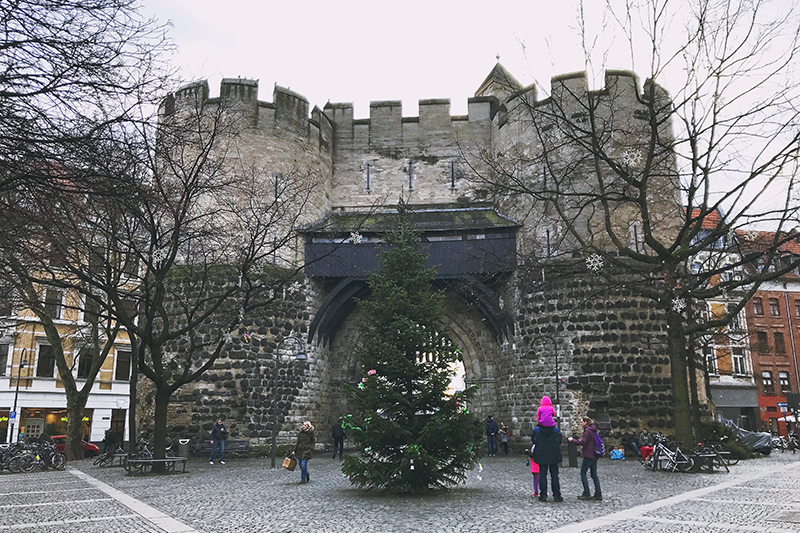 Eigelstein-Torburg Cologne