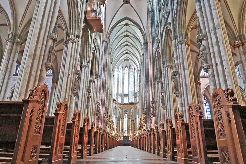 Germany-Cologne-Cathedral