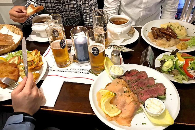 Restaurant Schmittchen Cologne