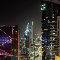 Visiting Tall Buildings and Massive Malls in Dubai During Ramadan