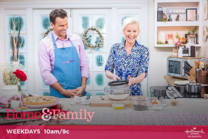 Home & Family with The Kellie Kitchen