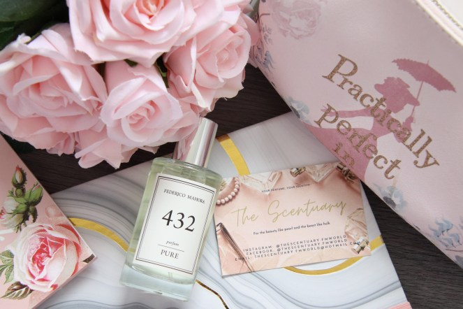 The Scentuary Perfume, gift guide