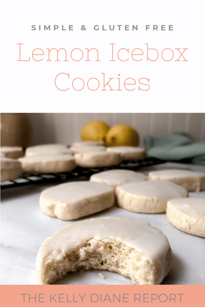 Lemon Icebox Cookies Pin