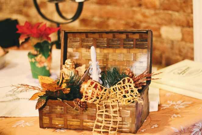art hamper basket blur box