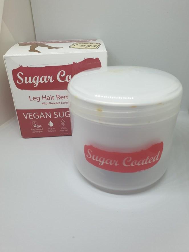 Sugar Coated Hair Removal Kit