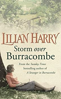 Storm Over Burracombe book cover